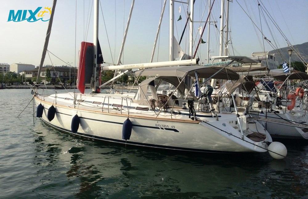 Bavaria 49 Cruiser - Our Yachts - MIXit Sailing